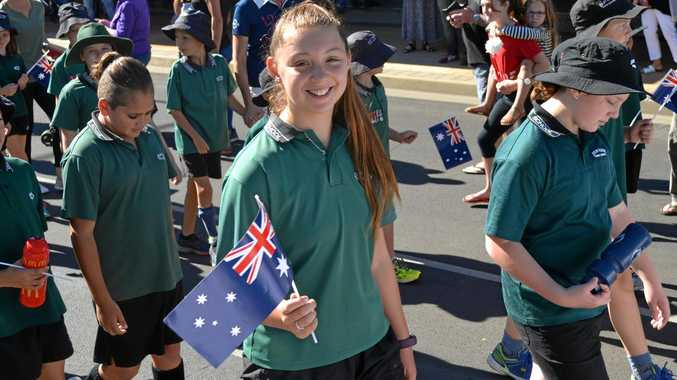 ANZAC DAY: Tradition is now with youth