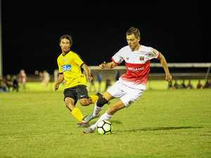 Giant-killing Caloundra FC end Wanderers Cup hopes