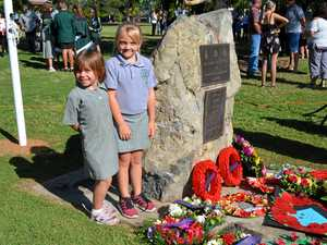2018 Fernvale and Esk Anzac Day services