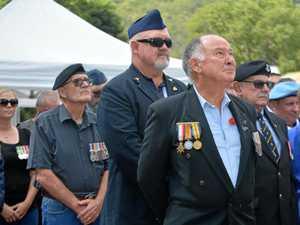 Somerset honours the fallen