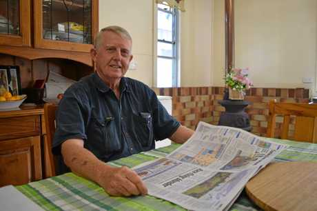 After 50 years at the Killarney Co-op, Pat Brosnan has retired to concentrate on his farm and seeing a bit of Australia.
