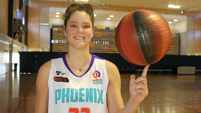 TALENT: Phoenix women's player Courtney Murphy wants to make the most of her time with the club.