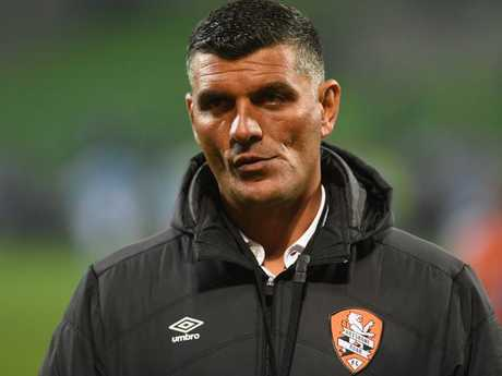John Aloisi is going in a new direction.