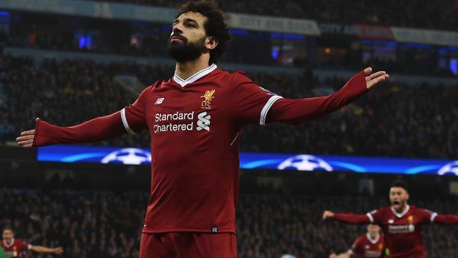 All hail Mohamed Salah.