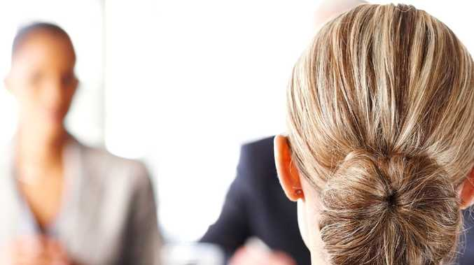 Mum slammed for bringing son to job interview