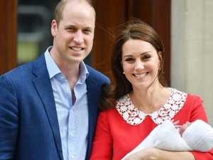 'Strong name' for newest prince