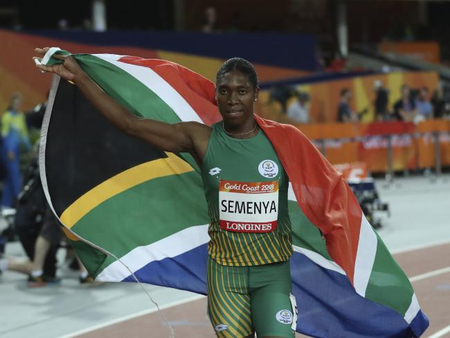 This ruling could spell the end of Semenya's dominance.