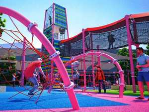 Three-storey, $1 million mega playground to be built