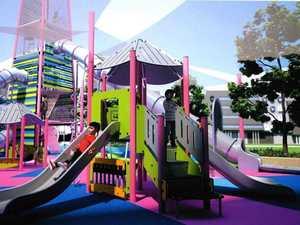 $1m, three-storey, mega-playground approved
