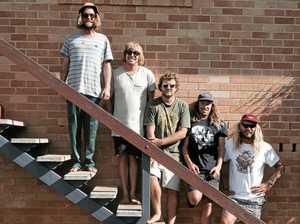 Surf-dub beats set to rock Maroochydore
