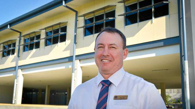 Gladstone State High School locks in its permanent principal