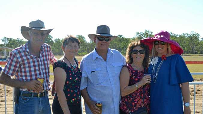 PHOTO GALLERY: Wondai marks Anzac Day at the races