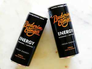 Buderim Ginger launches first-of-a-kind energy drink