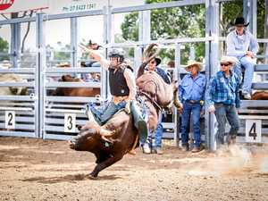 Bull rider bound for the USA