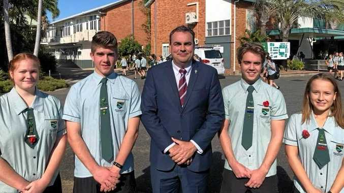 Proserpine State High School students lead the way