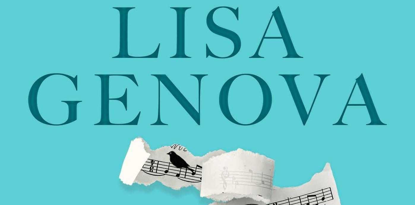 POIGNANT STORY: Lisa Genova's new novel, Every Note Played.