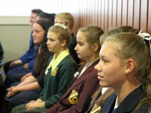 REAL CHANGE: Teen councillors put DV, global aid on agenda