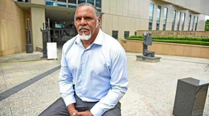 Adrian Burragubba has been active in court cases against Adani mine proposals.