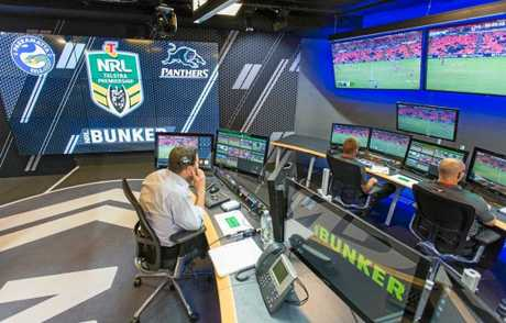 The NRL Bunker has come under heavy scrutiny in recent weeks after a couple of howler decisions.