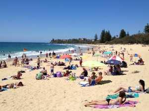 Man 'grabs buttocks' of teenage girls at popular Coast beach