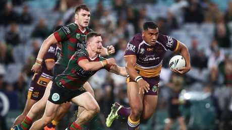 Hass could form a frightening forward duo with Tevita Pangai Jnr for many years to come.