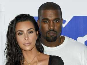 First ever photos inside Kim and Kanye's home