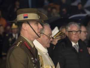 Rudd leads Aussies at NY Anzac service