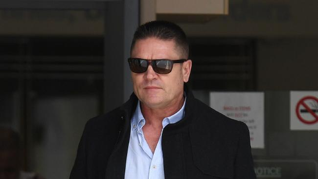 Bladen told police he just 'snapped'. Picture: AAP Image/Dan Peled