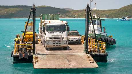 Some car makers are embarking on special missions to far flung places, such as Thursday Island, to locate and fix faulty airbags. Picture: Supplied.