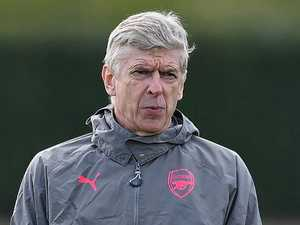 'Not my decision': Wenger makes big exit admission