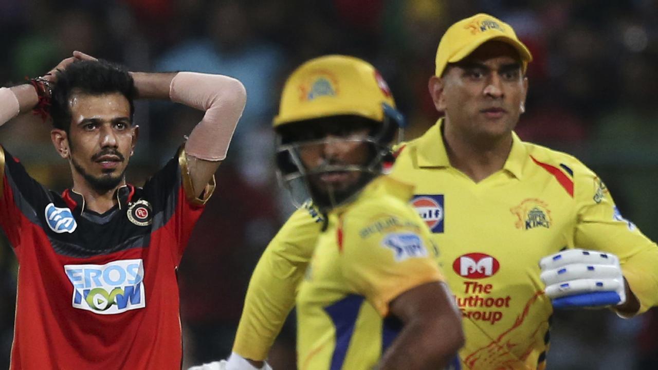 MS Dhoni and Ambati Rayudu turned the match for Chennai.
