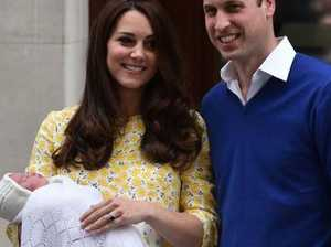 Have Royals let baby name slip?