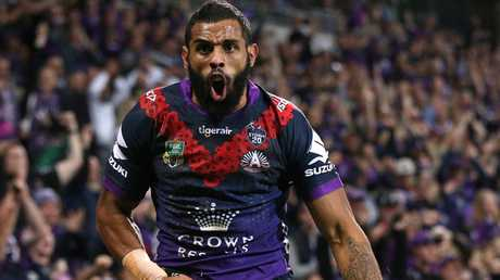 Josh Addo-Carr has been one of the in-form wingers in the NRL so far this season.