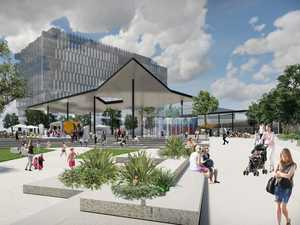 UPDATED: Ipswich central Masterplan
