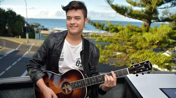 Kuluin teen Mason Hope will perform on The Voice tonight.