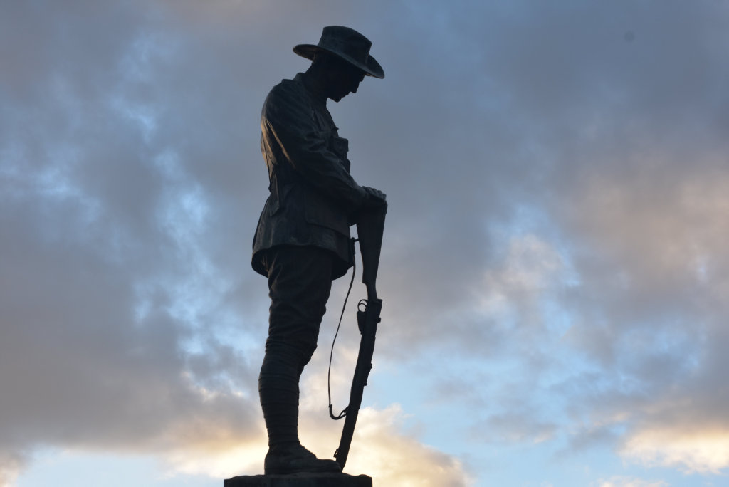 Follow how the Clarence Valley honoured their Anzacs