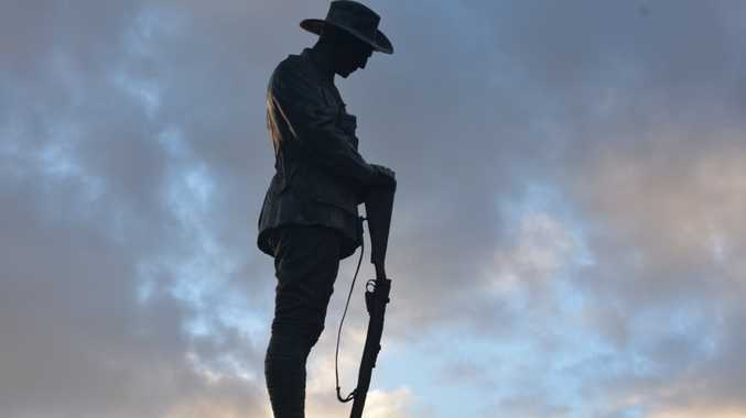 ANZAC DAY: Rolling coverage from Fraser Coast services