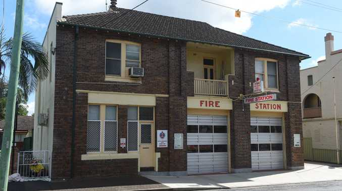 Why the Lismore fire station is still closed