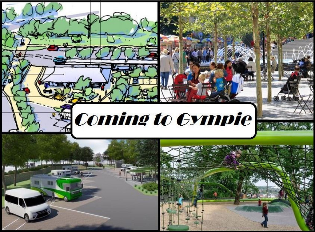 COMING SOON: Major upgrades and new infrastructure planned for the Gympie region.