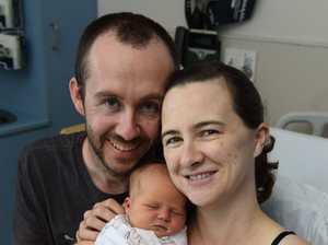 Baby pic - Jemma and Alex Marsh from Takura. A