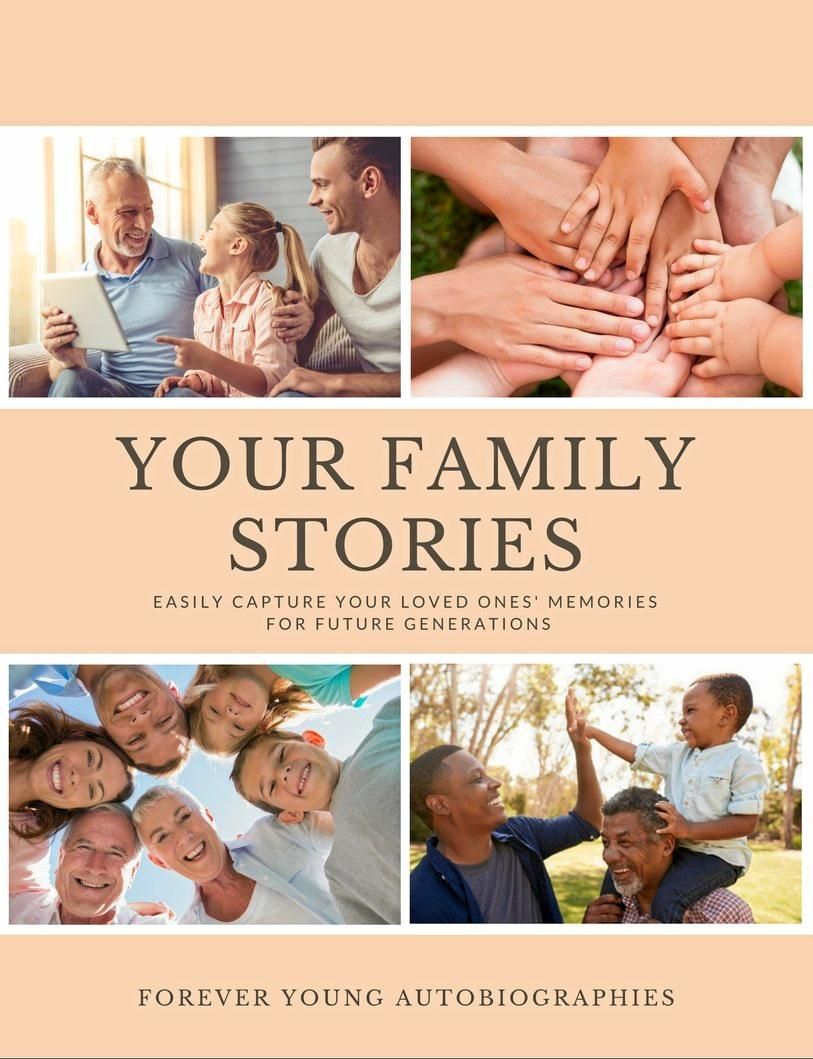 Your Family Stories book.