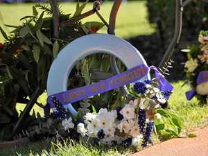 Wreaths missed after Anzac Day ceremonies on Coast