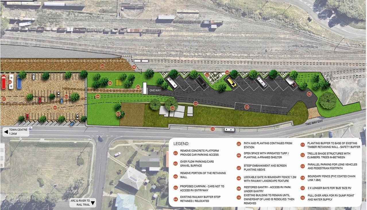 revised concept plan rv park
