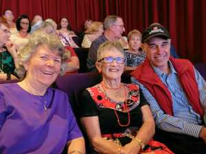 Kingaroy chaplaincy movie fundraiser