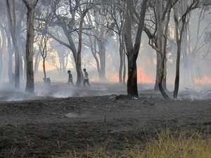 Farmers turn to Aboriginal burning techniques, revive land