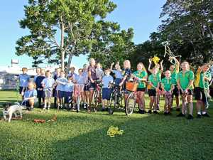 Proserpine saddles up for epic Tour de Cure event