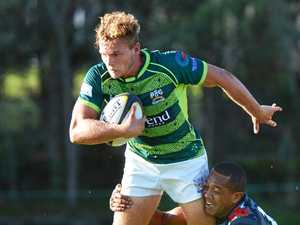 Barbarians hunt form on big day