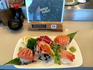 Wara Sushi opening in Mackay