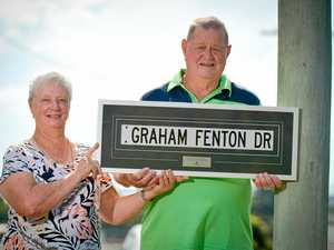 Past port employees, board members honoured by street names