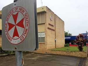 Closed for 16 months: Ambulance station in recovery